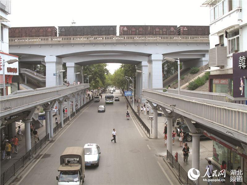 武汉解放路:十里长街褪不尽繁华底色