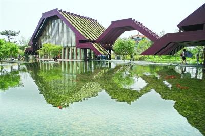 武汉园获创新大奖 永久留存北京园博园