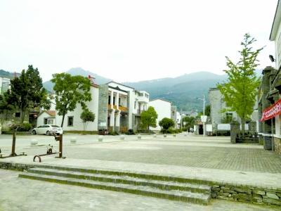 黄陂区木兰山风景区管理处木兰山村(木兰山)