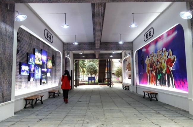 艺苑社区为社区居民提供文化活动空间 图片来源:大江金岸  艺苑社区打造以舞台艺术相关产业为核心的双创基地 图片来源:大江金岸   十九大报告提出,要激发全社会的创造力和发展活力。   社区,作为居民生活的基础单元,是社会创造力和发展活力的细胞。为此,武汉市提出建设创新创业街区。   今年以来,武汉市江岸区扎实落实市委部署,建设一批双创社区,让产业发展与居住环境和谐共生、相得益彰。   老旧社区长出文创产业   解放大道旁、毗邻解放公园的艺苑社区是个典型的老旧小区。辖区内文化资源丰富,聚集着